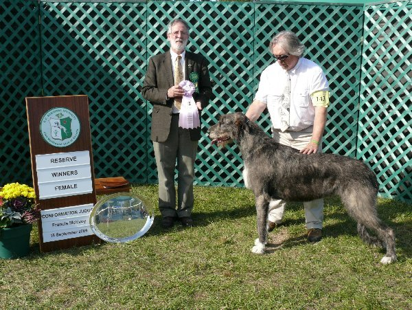 Reserve Winners Bitch - Rockhart Katja